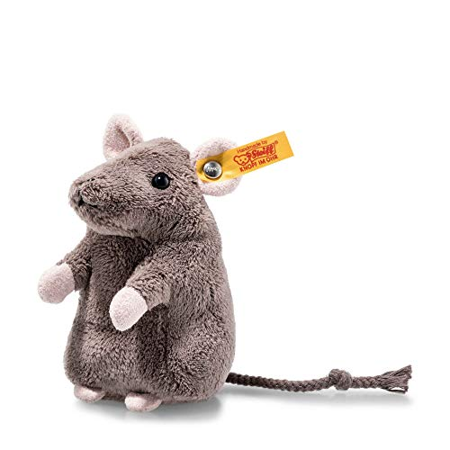 Steiff 674747 Mouse Grey
