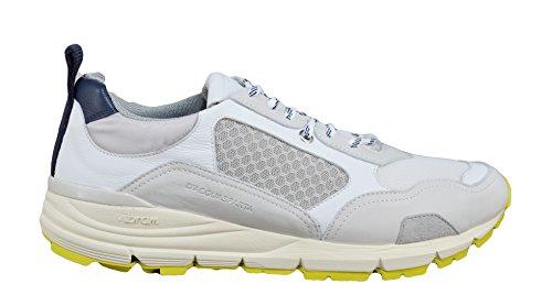 Sneaker Da Uomo Dacquasparta Bianco Bianco