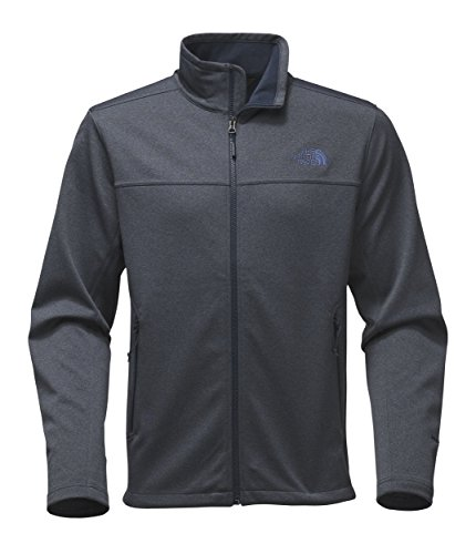 The North Face Men's Apex Canyonwall Jacket - Urban Navy Heather & Urban Navy Heather - M