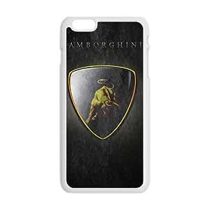 SVF autos de lujo lamborghini Hot sale Phone Case for iPhone 6 Plus WANGJING JINDA