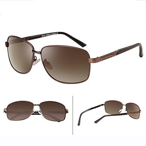 sol de sol Color D sol de sol de de protección de Wayfarer Gafas exteriores Gafas de para Gafas conducción sol B Gafas para SSSX de hombres polarizadas UV Gafas zg8pnq