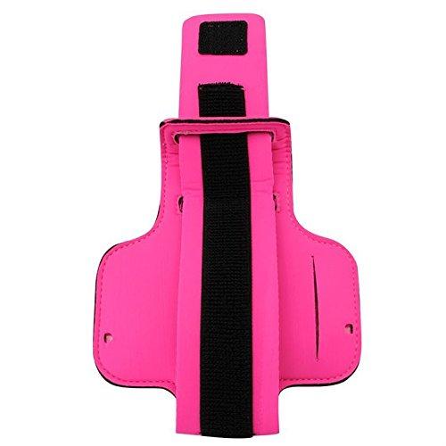 Karrimor Xlite Gürtel-Tasche Multi Arm Wallet MP3Holder Laufen Joggen - Reflect Pink
