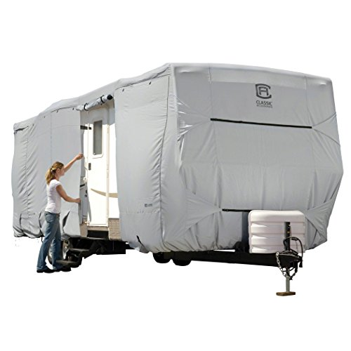 Classic Accessories OverDrive PermaPro Heavy Duty Cover for 22' to 24' Travel Trailers
