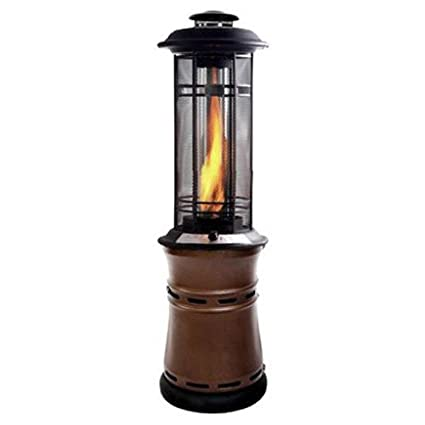 Image Unavailable - Amazon.com : The Inferno Central Flame LP Gas Patio Heater Finish