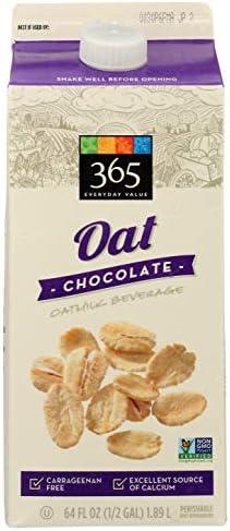 365 Everyday Value, Oatmilk Chocolate, 64 Ounce