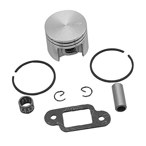 Gazechimp Piston Accessoires Pour STIHL Tondeuse 025 MS250
