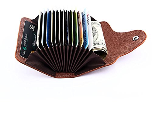 QandSweet Blocking Leather Wallet Wallets product image