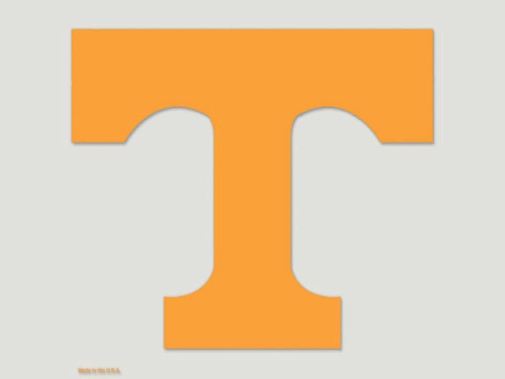 Team Color WinCraft NCAA Tennessee Volunteers Die-Cut Color Decal 8x8