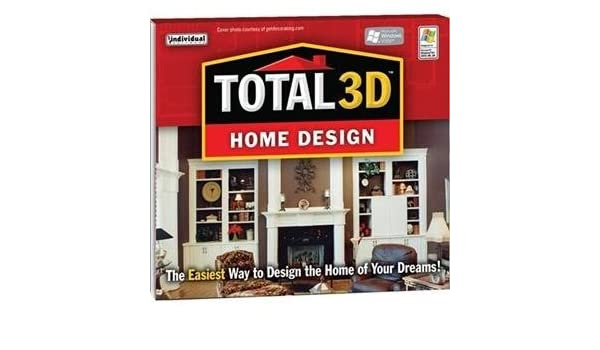 Amazoncom Individual Software Total 3D Home Design 9 for Windows