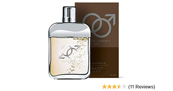 Amazon.com : Touche Verdict Perfume, for Men, Impression of Gucci Guilty, by Gucci. : Colognes : Beauty