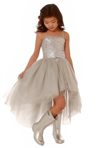 Ooh La La Couture Girls WOW Kylee High Low Dress
