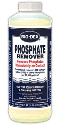 Bio-Dex Swimming Pool Phosphate Remover - 1 Quart (Best Phosphate Remover For Swimming Pools)