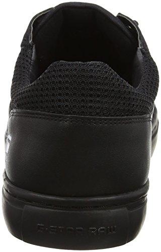 G-STAR RAW Zlov Cargo Mono, Sneakers Basses Homme Noir (Black)