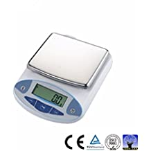 Digital Analytical Precision Balance Electronic Scale, 15kg x 0.1g, 1 Year Warranty, JoanLab by Fristaden Lab, Auto Calibrating Scale, Digital High-Precision Scale