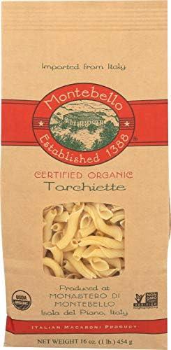 Montebello Organic Torchiette, 1 lb.