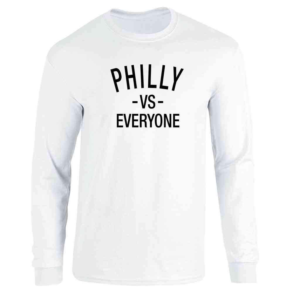 Philadelphia Vs Everyone Philly Sports Fan T Shirt 6461