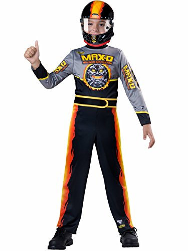 - Monster Jam Max-D Costume, Size 6/Small