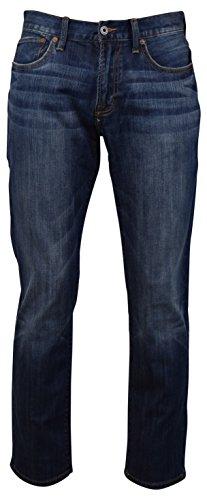 1 Original Straight Leg Jeans - 30W x 34L (All Brands Jeans)