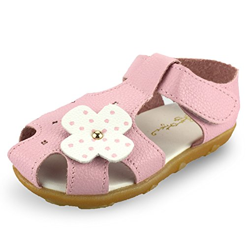 Pictures of SENFI Girl's Sandal Closed-Toe Leather GSF 1