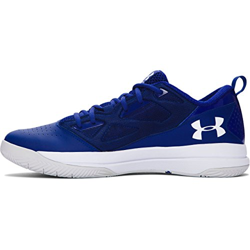 UNDER ARMOUR - UNDER ARMOUR SCARPE DA BASKET JET LOW DA UOMO - BLU, 43