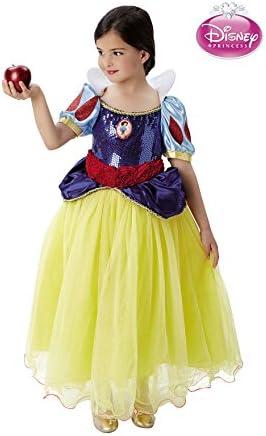 Disney Princesas Disfraz infantil Blancanieves Premium, L (Rubies ...