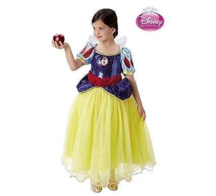 Disney Princesas Disfraz infantil Blancanieves Premium, L (Rubies Spain 620472-L)
