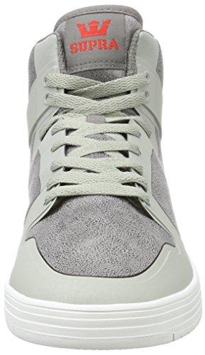 Grey Vaider 2 Baskets 0 White Supra Homme Ghost Gris w0ZH4q