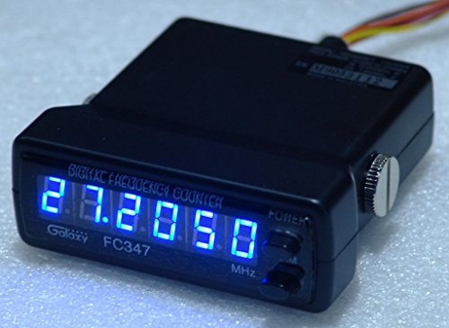 Fc347 Frequency Counter For