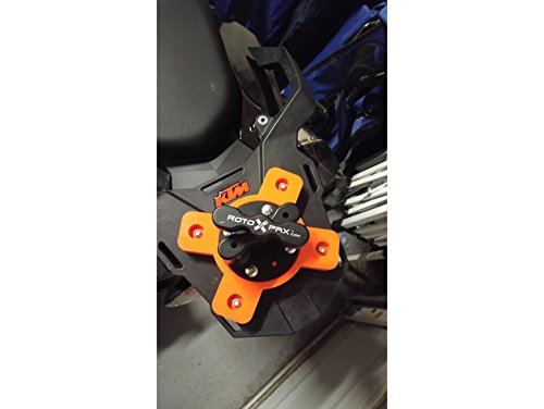 3D Printed Ktm 990 Smt Rotopax Mount by The Parts Girl (Image #1)