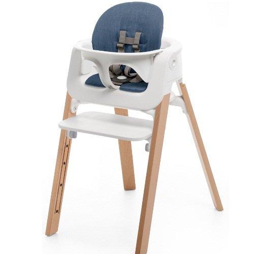 Stokke 'Steps' Seat Cushion, Size One Size - Blue