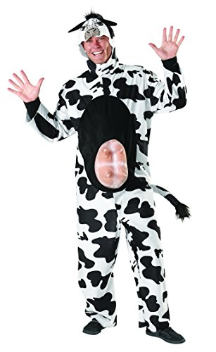 Barnyard Cow Costume