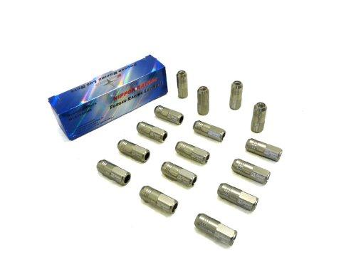 OBX Nippon Racing D1-Spec Forged Lug Nuts Set 16Pcs, 12x1.5MM (Nippon Nut)
