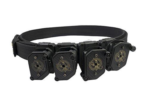 ipsc  u0026 uspsa black scorpion combo shooter rig  belt   4 storm i