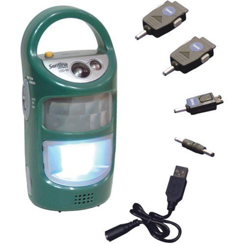 DXXLED98B – Sentina Outback Smart Safety Lamp with Powerbank and crank generator