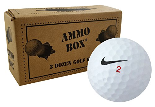 NIKE 3 Dozen NEW 20XI Tour Level/Control Golf Balls 36 Total Retail $137.99