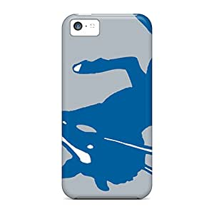 Premium Iphone 5c Case - Protective Skin - High Quality For Indianapolis Colts
