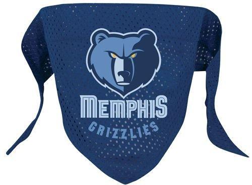 Hunter MFG Memphis Grizzlies Mesh Dog Bandana, Small