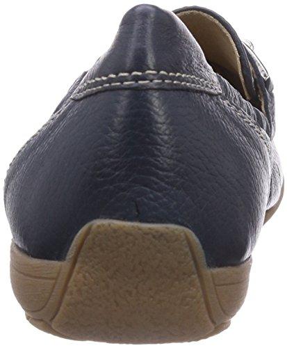 Caprice 24661 Damen Slipper Blau (oceaan / 803)