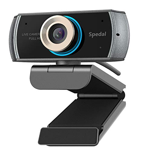 Hd Webcam 1080P Microphone