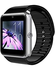GT08 Smartwatch Bluetooth with SIM card Anti-Lost Pedometer-Black