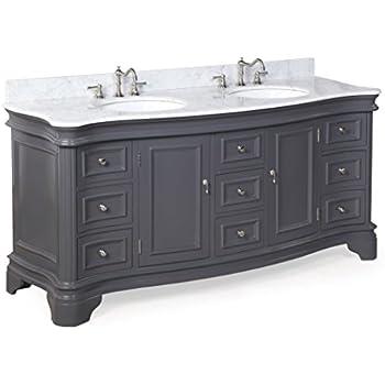 Kitchen Bath Collection Kbc5972wtcarr Elizabeth Bathroom