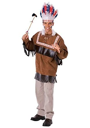 warrior costume Cherokee