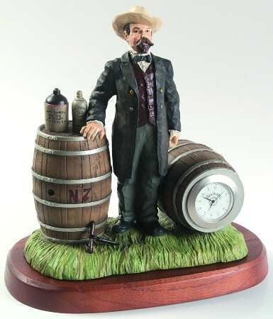 Jack Daniels Collectibles ** Jack Daniels Distillery Clock ** 362395
