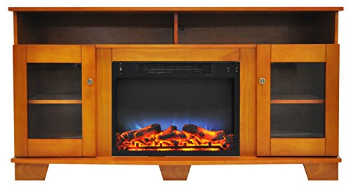 59 inch electric fireplace - 1