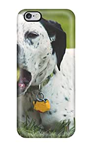 New Style Mary Elizabeth Mihas Hard Case Cover For Iphone 6 Plus- Dalmatian