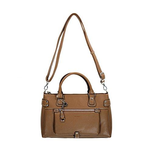 Picard Loire - Bolsos maletín Mujer Cognac
