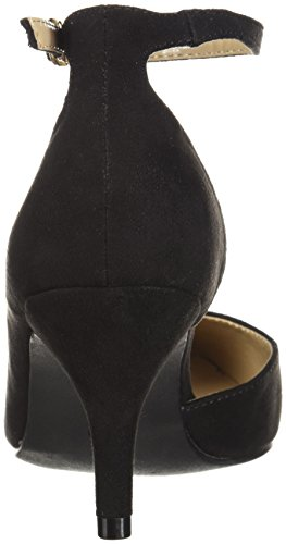 Suede Pump Black PAIRS DREAM Ideal DREAM Womens PAIRS 0ZxqfwC