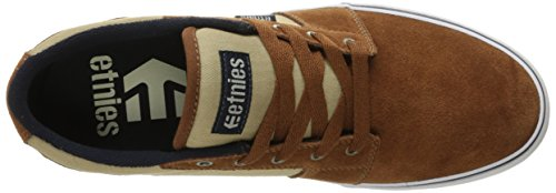 Etnies Chiatta Ls Skate Shoe Brown / Navy
