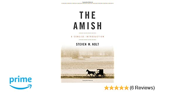 The Amish A Concise Introduction Young Center Books In Anabaptist