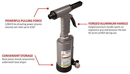 Sunex SX0918T Heavy Duty Rivet Gun by Sunex Tools (Image #4)